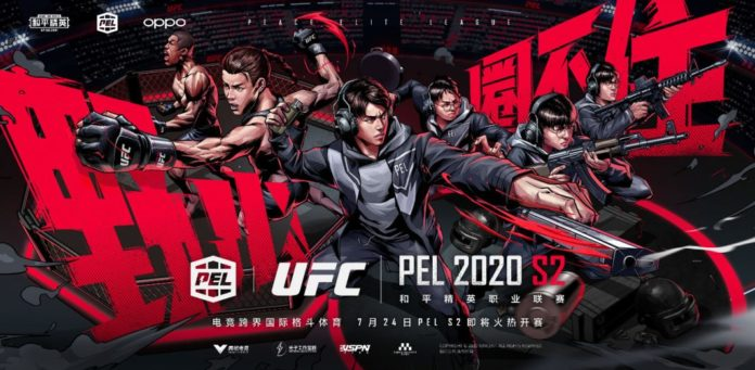 UFC partners with PEL