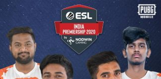 ESL India Premiership Winners