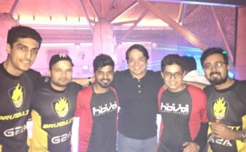 Team Brutality wins Novaplay's Supernova
