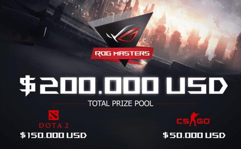 ASUS Rog Masters 2016