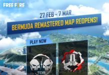 Free Fire Remastered Bermuda