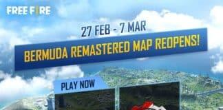 Free Fire Remastered Bermuda