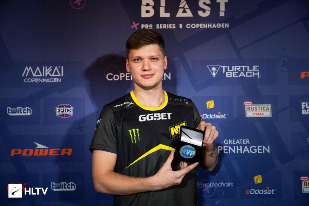 Na'Vi Wins BLAST Pro Series Copenhagen