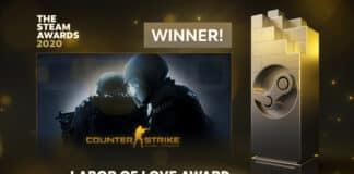 Steam Awards csgo