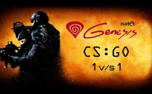 Natec Genesis CSGO 1v1