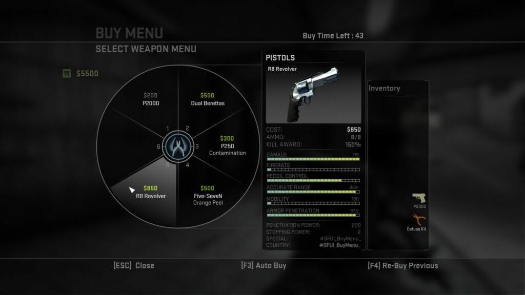 r8 revolver csgo price