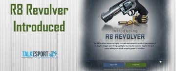 R8 introduced