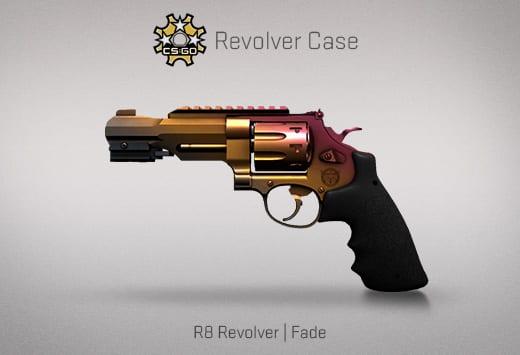 R8 Fade