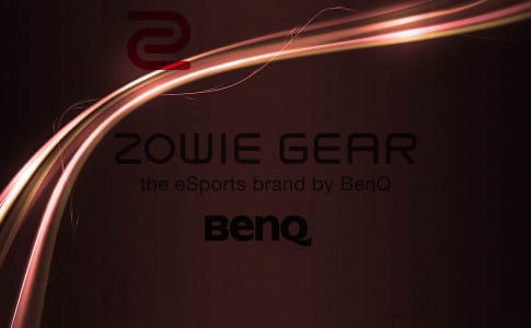 zowie partners with benq
