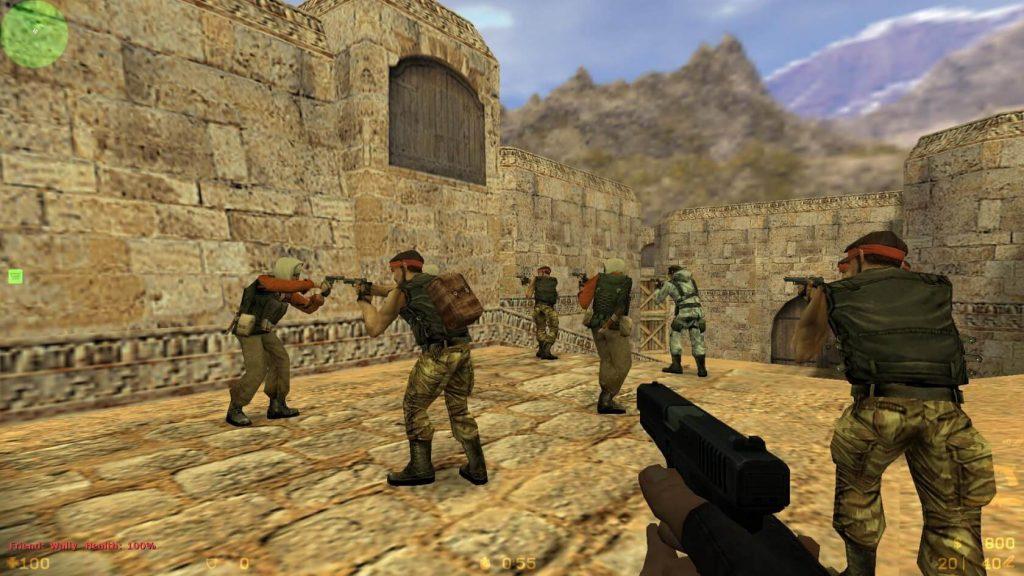 Counter Strike Updater
