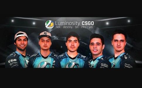 Luminosity CSGO