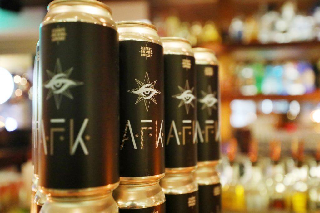 AFK beer