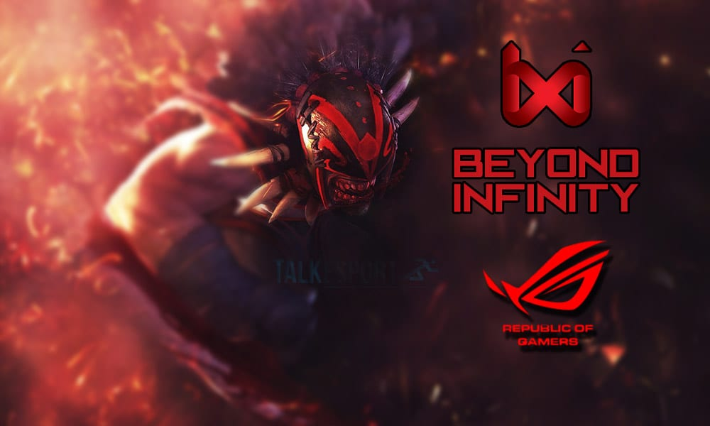 how beyond infinity asus is shaping up the indian dota 2 esports