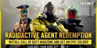 cod mobile free operator warzone