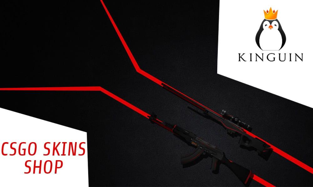 Kinguin csgo skins shop