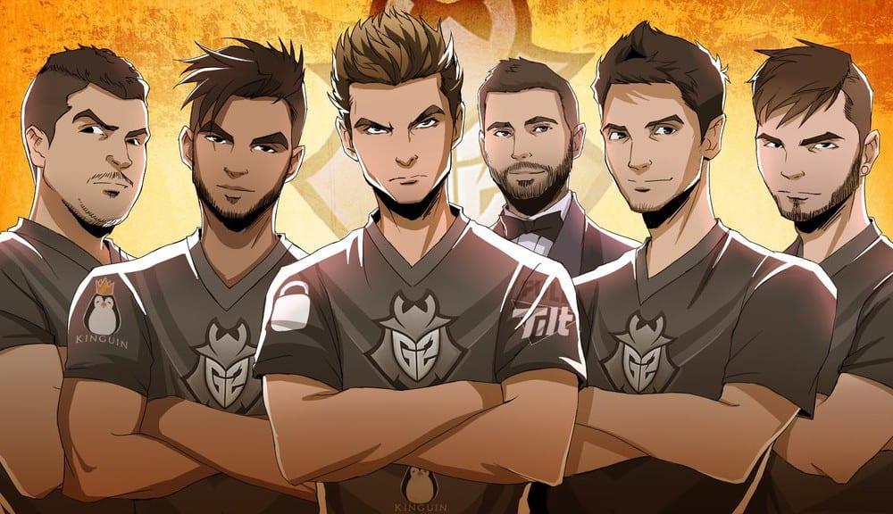 g2 roster