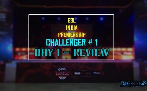ESL India Premiership Challenger #1