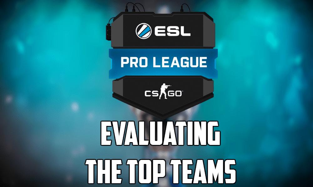 ESL Pro League Season 4