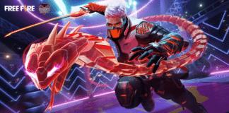 free fire Titan dice