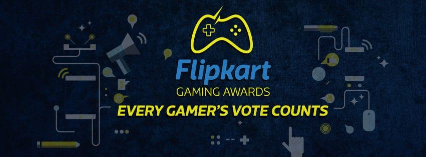Flipkart gaming awards