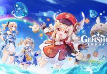 Genshin Impact 1.6 patch notes