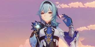 Genshin Impact Eula Banner Release Date & Skills