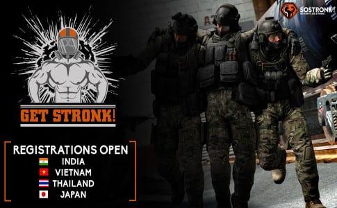 Get Stronk!