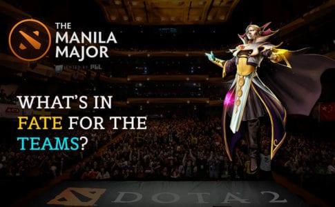 Manila Major update