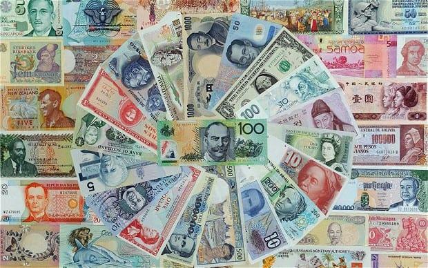 Manila Major Currency