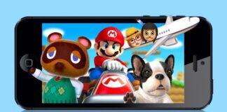 Nintendo Mobile market
