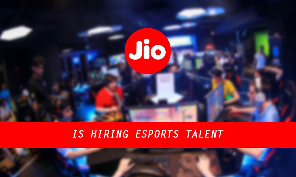 Reliance Jio Esports