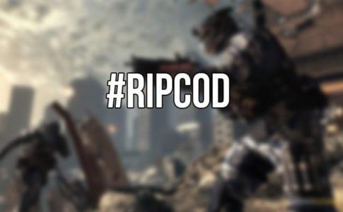 #RIPCOD