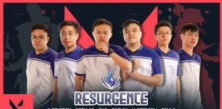 Resurgence Valorant