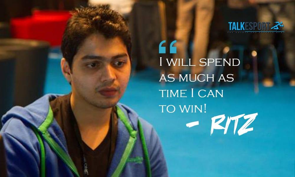 Ritesh RiTz Shah