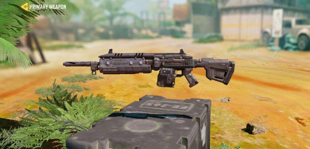 COD Mobile Assault Rifle Man-o-War