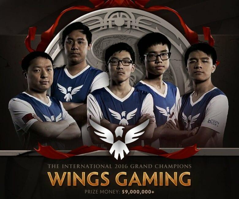 Wings Gaming at The International 7