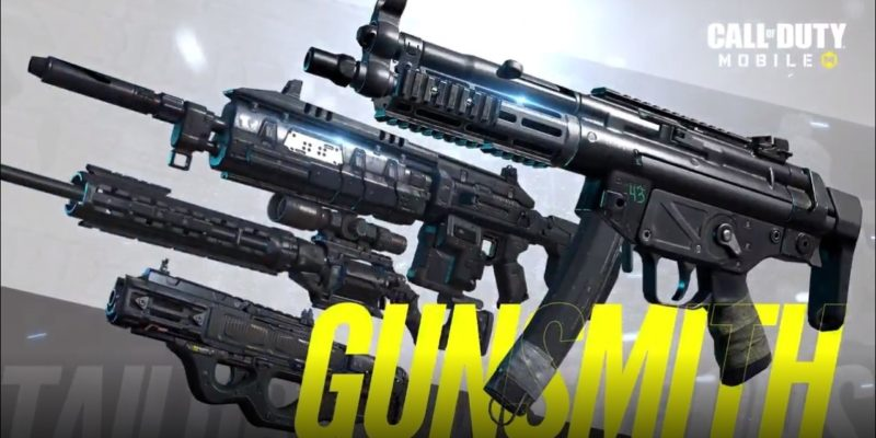 Call of Duty: Mobile to add Gunsmith feature in the Season 9 update