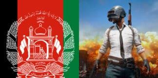 pubg mobile ban afghanistan