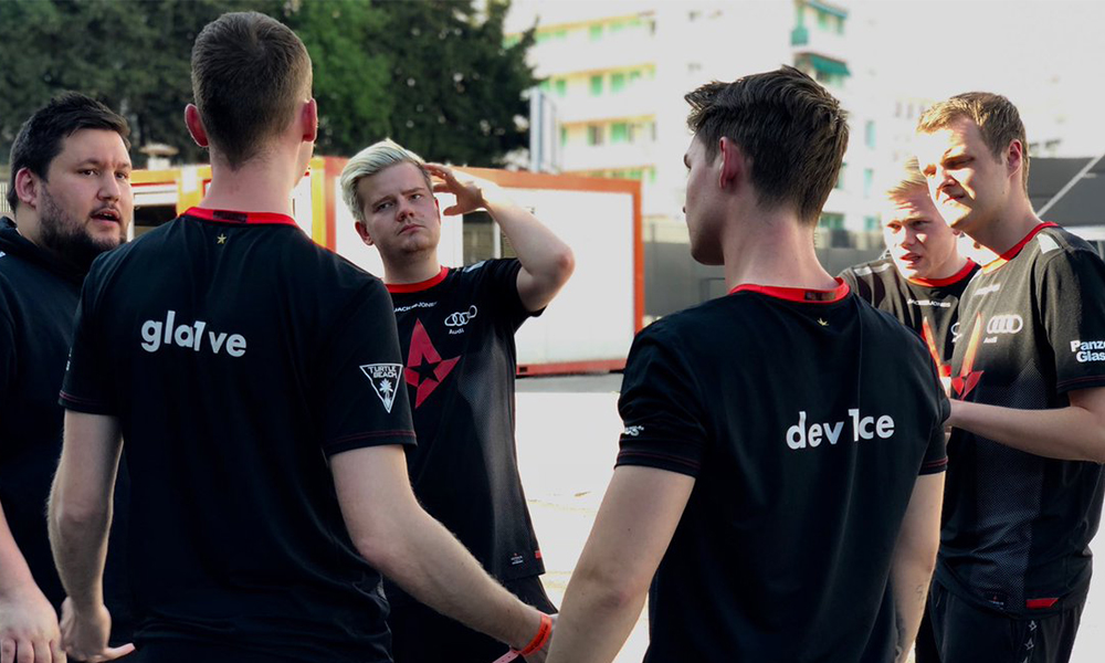 Astralis and the Pressure to Perform: A Starladder Berlin Major 2019 Preview