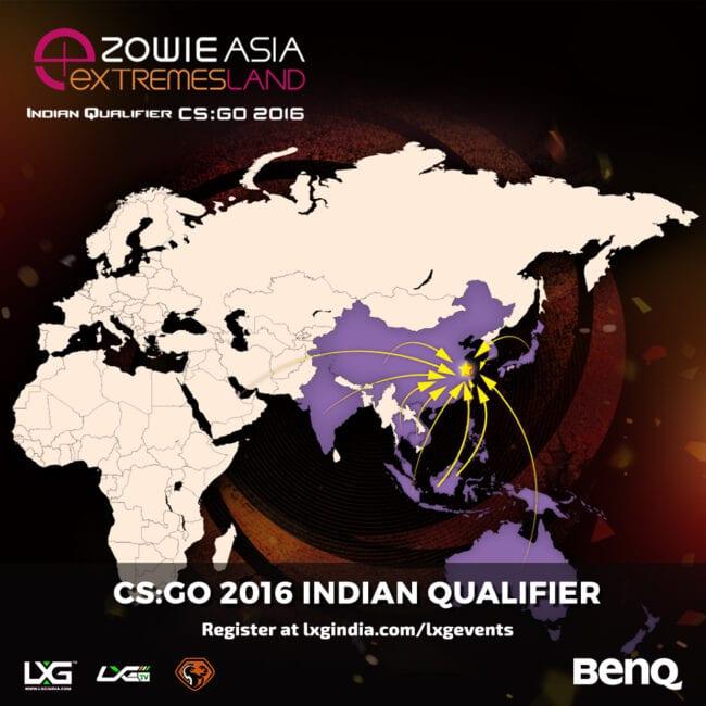 eXTREMESLAND ZOWIE Asia CS:GO 2016