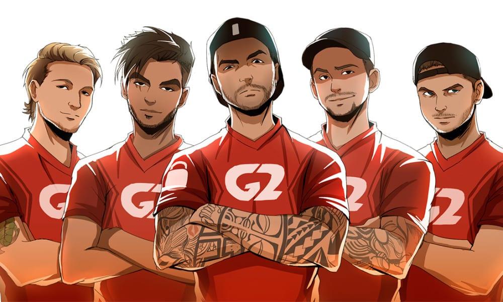 G2 releases team to FaZe - TalkEsport  G2 releases tea...