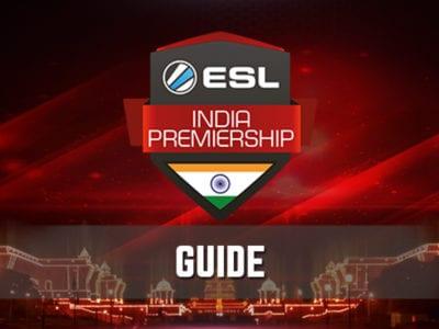 ESl india premiership guide