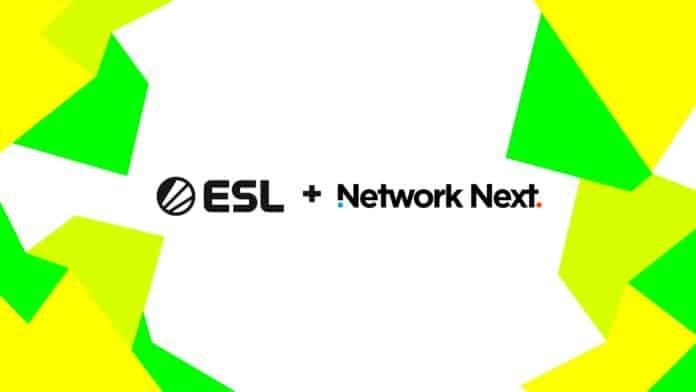 esl network next partnership