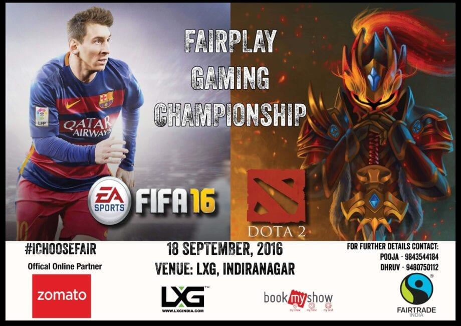 Fair play gaming championship