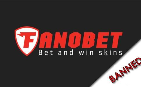 fanobet banned in US