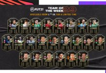 FIFA 21 Prime Icon Upgrade SBC