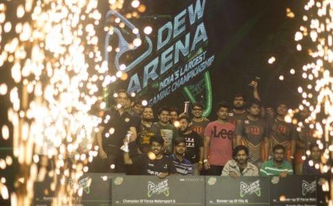 Dew Arena 2016 Aftermovie