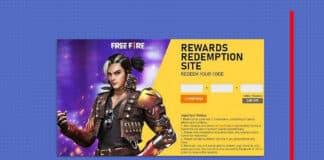 free fire redeem site