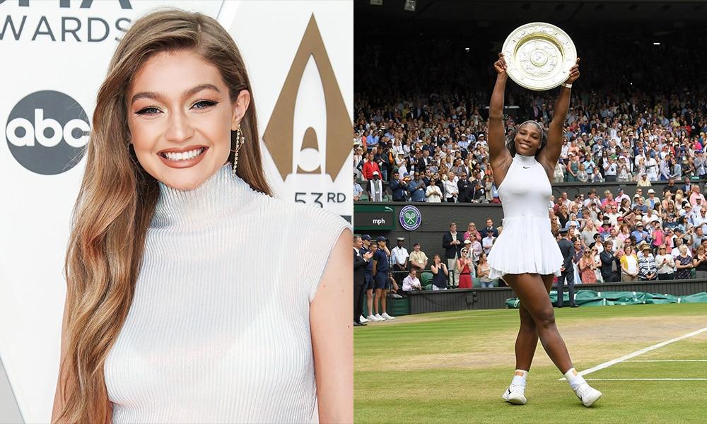 Serena Williams, Ryan Tannehill, Gigi Hadid to play in 'Mario Tennis' matches