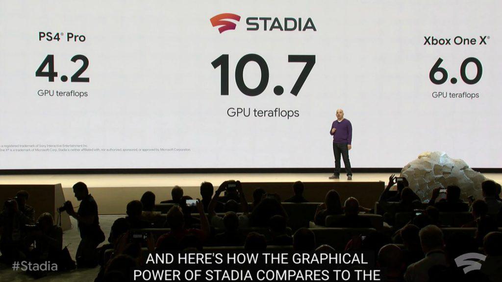Google unveils Cloud Gaming Platform named Stadia